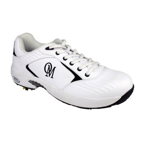 Oregon Mudders Men's MCA400S Athletic Golf Shoe with Twist L6ock Spike Sole