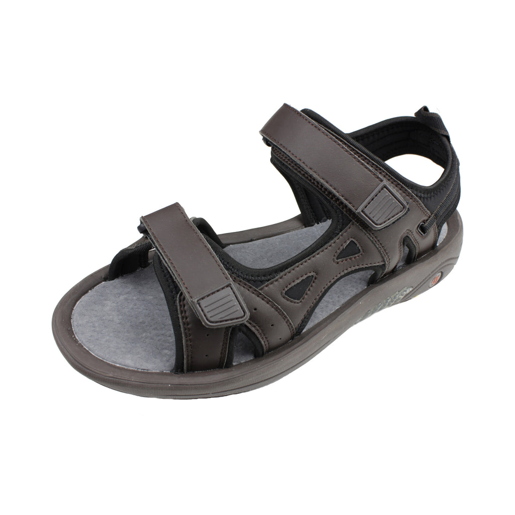 Oregon Mudders Men's MCS400N Golf Sandal with Turf Nipple Sole