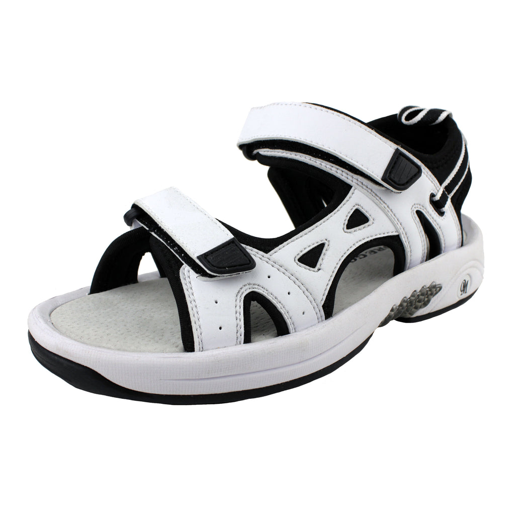 Oregon Mudders Women's WCS500N Golf Sandal with Turf Nipple Sole