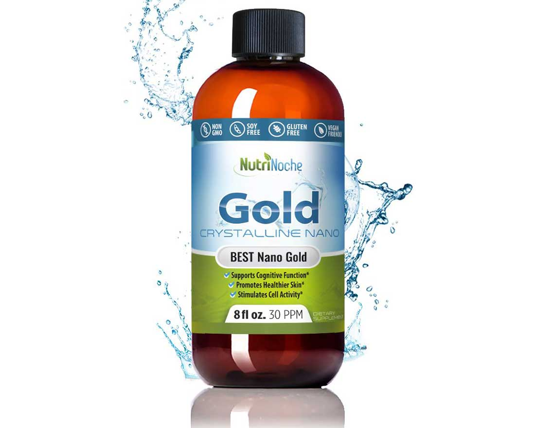 Top 10 Benefits of Colloidal Gold | NutriNoche