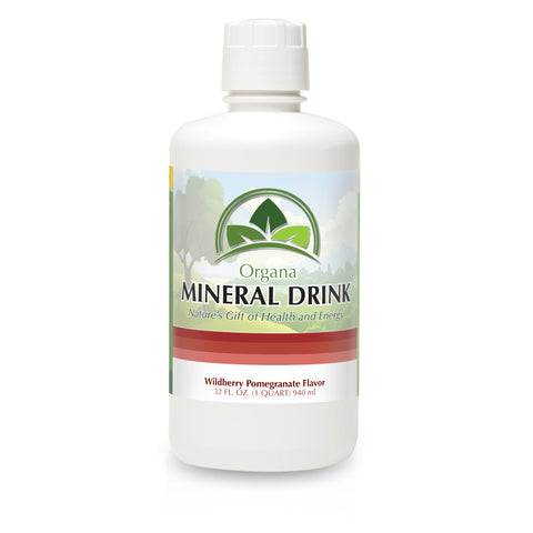 Plant derived trace minerals