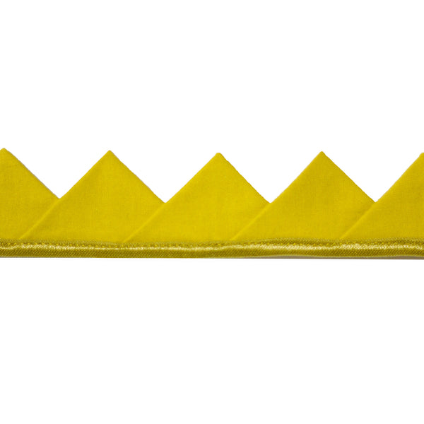 Fool's Gold Crown Headband