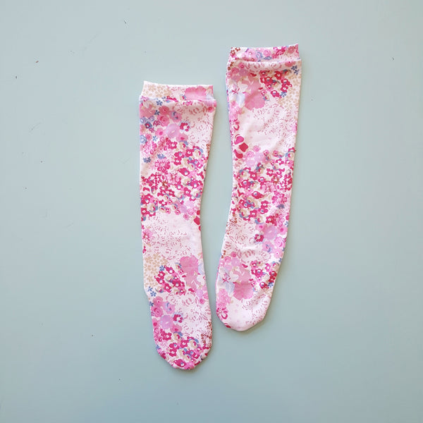 Floral Fairy Socks