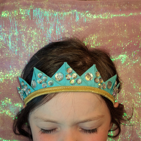 Ocean Princess Crown