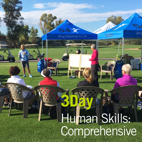 3Day – Human Skills: Comprehensive