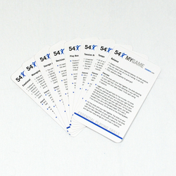 EPS Coaching Cards