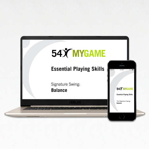 MYGAME, Virtual Golf School