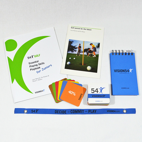 VISION54 Junior Golf Bundle