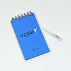 VISION54 Notebook