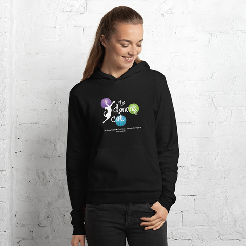 The Dancing Cat Sweatshirt from Brindle Market