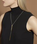 Luxe Lariat Necklace