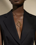 Statement Diamond Necklace