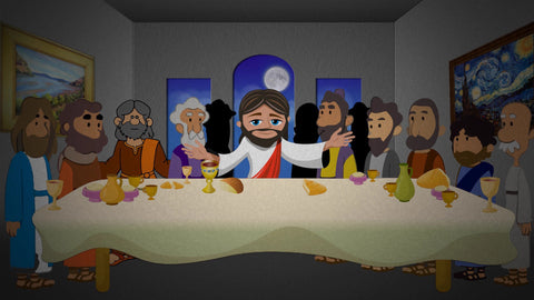 eStir - VIDEO - The Last Supper