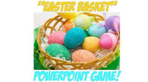 Easter Basket Powerpoint Game FREE!!
