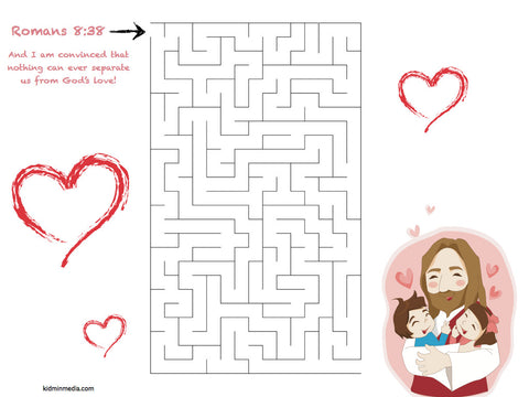 Valentine's Day Activity Sheets!!!
