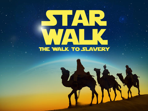 Star Walk Video Week 1 - The Walk to Slavery - Isaiah's Prophecy