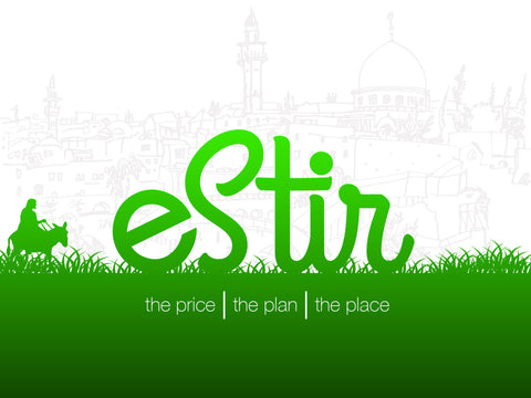 eStir - Full Lesson Elements and Art Work Only (videos sold separately)