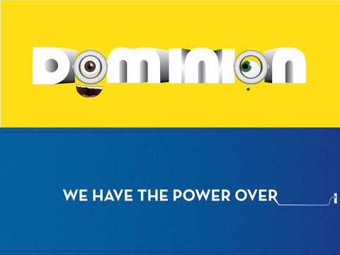 "DOMINION ""We Have the Power Over!  FULL LESSONS ALL Elements - Best Value!!!!"