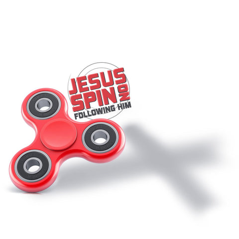Spinners - Jesus' Spin on Following Him - Full Lesson Elements and Art Work Only (videos sold separately)