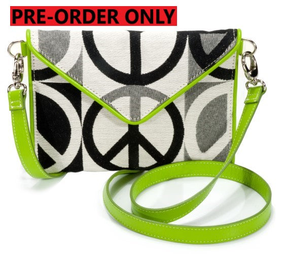 PRE ORDER ONLY-SMALL ENVELOPE BAG PEACE