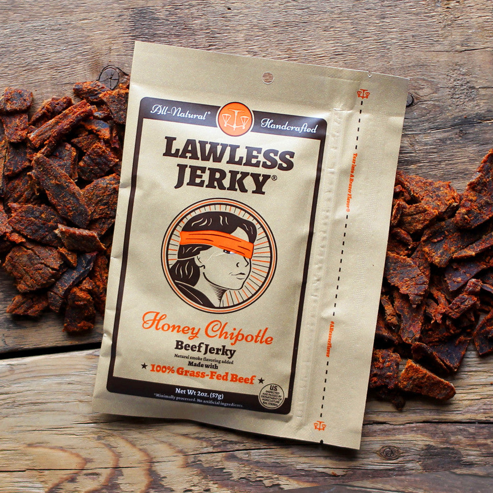 Craft Honey Chipotle Jerky