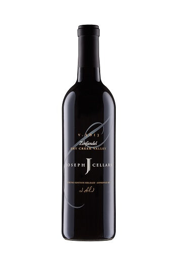 2011 Joseph Cellars Dry Creek Valley Zinfandel Sonoma Valley California