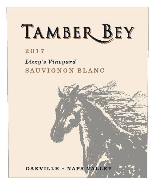 2017 Tamber Bey Vineyards Lizzys Vineyard Sauvignon Blanc Napa Valley Oakville CA