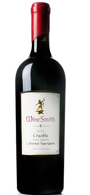 2007 WineSmith Wines & Consulting WineSmith Cellars Crucible Napa County CA
