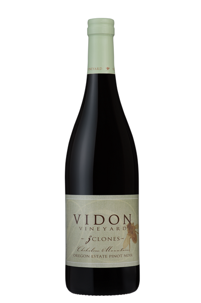 2013 Vidon Vineyard 3Clones Estate Pinot Noir Chehalem Mountains Oregon