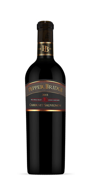 2014 Pepper Bridge Winery Cabernet Sauvignon Walla Walla Valley Washington