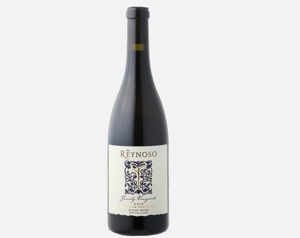 2016 Reynoso Family Vineyards Putnam Vineyard Pinot Noir Extreme Sonoma Coast California