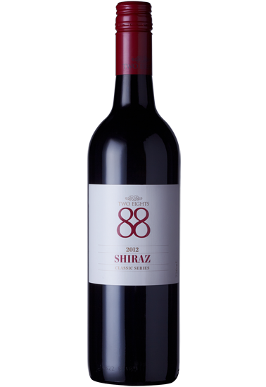 2016 Two Eights Classic Series Shiraz Australia