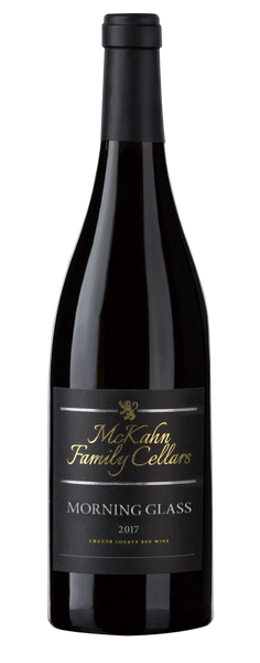 2017 McKahn Family Cellars Morning Glass Red Blend Grenache, Petite Sirah, Mourvedre Amador County CA