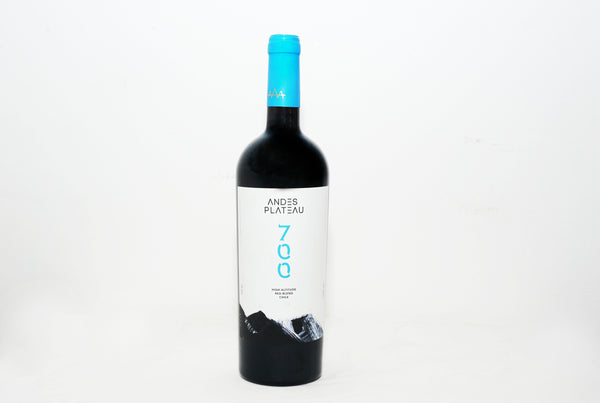 2015 Andes Plateau 700 Red Blend Maipo Valley
