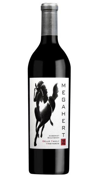 2017 Bello Family Vineyards Megahertz Cabernet Sauvignon California California