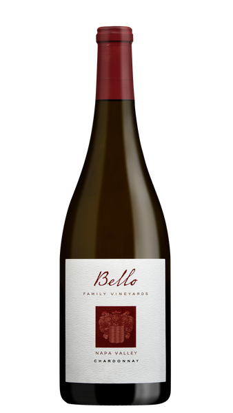 2017 Bello Family Vineyards Chardonnay Napa Valley California