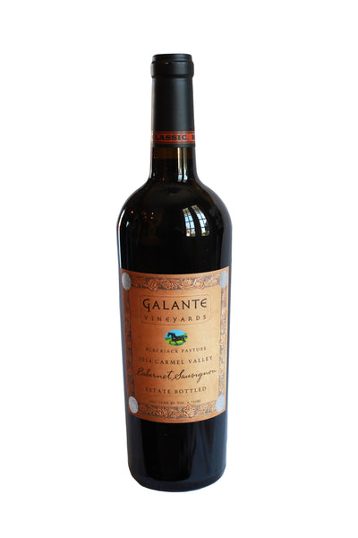 2017 Galante Vineyards Blackjack Pasture Cabernet Sauvignon Carmel Valley California
