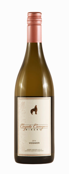 2016 Coyote Canyon Winery Viognier Horse Heaven Hills Washington