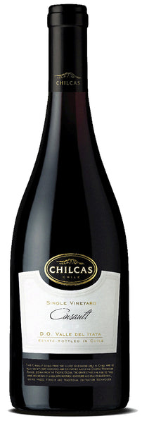 2014 Chilcas Single Vineyard Cinsault Itata Valley Chile (Case of 6)