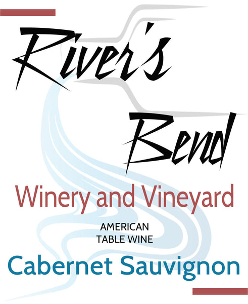 NA River's Bend Winery and Vineyard Cabernet Sauvignon Georgia Georgia