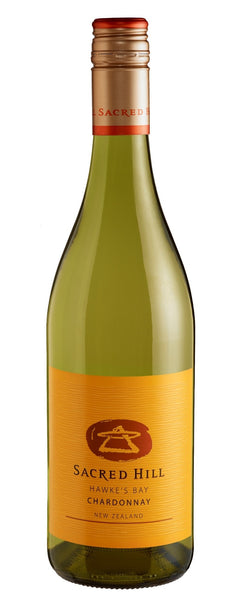 2015 Sacred Hill Vineyards Chardonnay Hawke's Bay