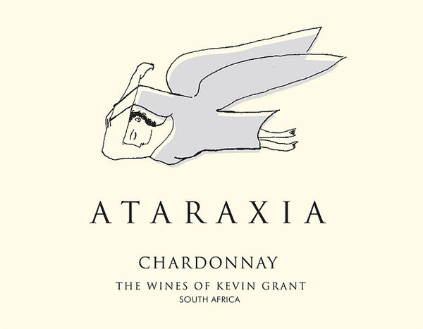 2017 Ataraxia Chardonnay The Western Cape