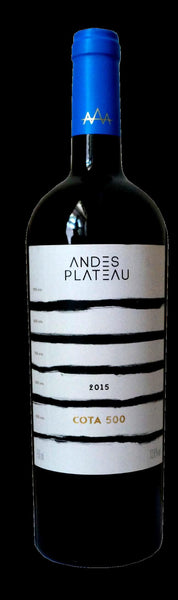 2015 Andes Plateau Cota 500 Red Blend Maipo Valley