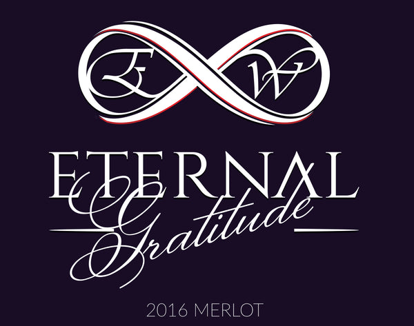 2016 Eternal Wines Eternal Gratitude Merlot Columbia Valley WA
