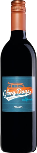 NV (2015) Glory Days Zinfandel California CA