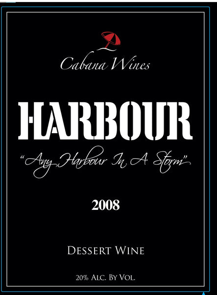 2008 Cabana Winery Harbour Dessert Wine Tinto Cao, Tourrriga, Souza Lodi California