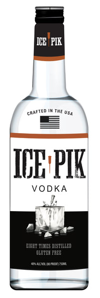 Sea Hagg Distilllery Ice Pik  Vodka United States