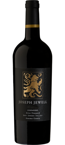2015 Joseph Jewell Zinfandel Dry Creek Valley California