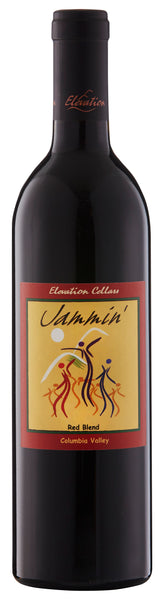 2013 Elevation Cellars Jammin Bordeaux Blend Washington Washington