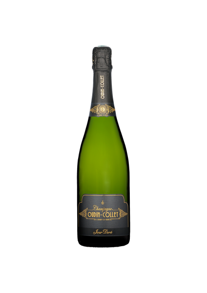 Champagne OUDIN-COLLET JOUR DORE Pinot Meunier, Chardonnay, Pinot Noir Champagne
